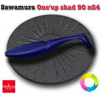 Sawamura One'up shad 90 x24 (Реплика)