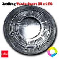 Redbug Tanta Sport 25 x156 Алюминий