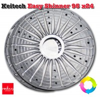 Keitech Easy Shinner 95 x24 Алюминий