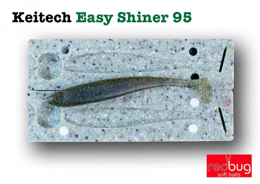 """Keitech Easy Shiner 4"""" ( реплика)"""