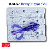 Keitech Crazy Flapper 70 (реплика)