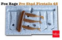 Fox Rage Pro Shad Firetails 45 (реплика)
