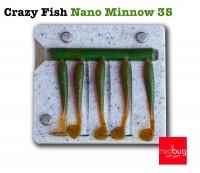 Crazy Fish Nano Minnow 35 (реплика)