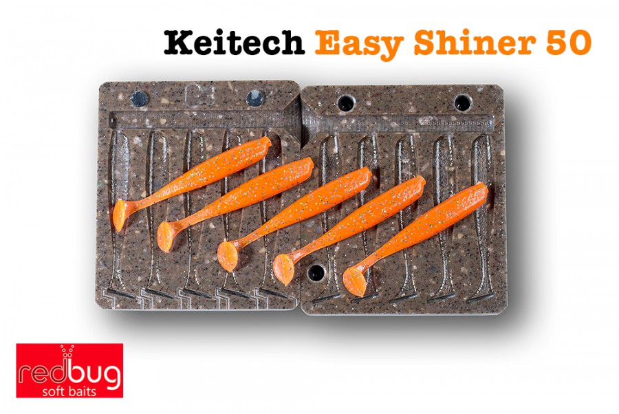 Keitech Easy Shiner 55 (реплика)
