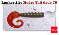 Lunker City Hudro Tail Grub 75 (реплика)
