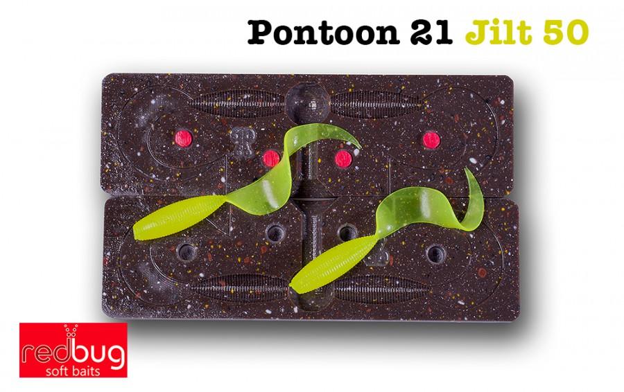 Pontoon 21 Jilt 50 (реплика)