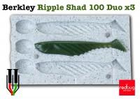 Berkley Ripple Shad 100 Duo x3 (реплика)