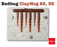 Redbug ClayHog 25, 35