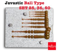 Javastic Ball Type SET 25, 36, 50