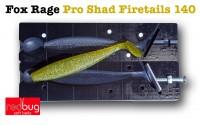 Fox Rage Pro Shad Firetails 140 (реплика)