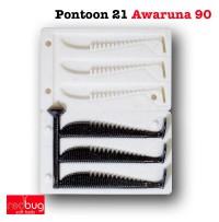 Pontoon 21 Awaruna 90 Х3 ( реплика)
