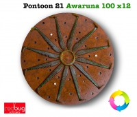 Pontoon 21 Awaruna 100 x12 (реплика)