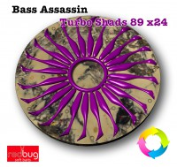 Bass Assassin Turbo Shads 89 x24 (реплика)