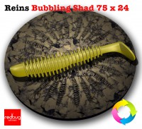 Reins Bubbling Shad 75 x24 (реплика)