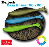 Keitech Easy Shiner 50 x60 (реплика)