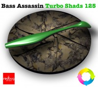 Bass Assassin Turbo Shads 125 x6 (реплика)