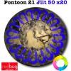 Pontoon 21 Jilt 50 x20 (реплика)