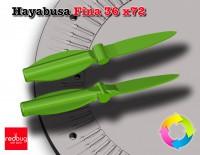 Hayabusa Fina 36 x72 (реплика)