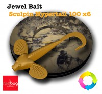 Jewel Bait Sculpin Hypertail 100 X6 (реплика)