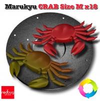 Marukyu CRAB Size M x18 (реплика)