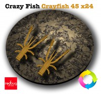 Crazy Fish Crayfish 45 x24 (реплика)