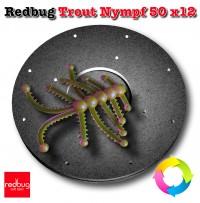Redbug Trout Nympf 50 x12