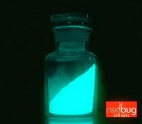 Фотолюминисцентный пигмент (бирюзовый)