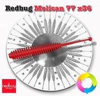 Redbug Molican 77 x36 Алюминий